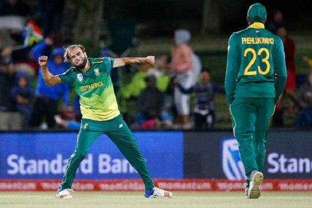 South Africa beat Zimbabwe in the first T20I