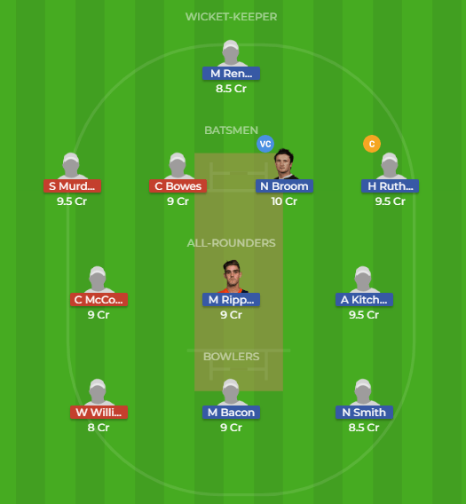OTG vs CTB Dream11 13th Match Prediction