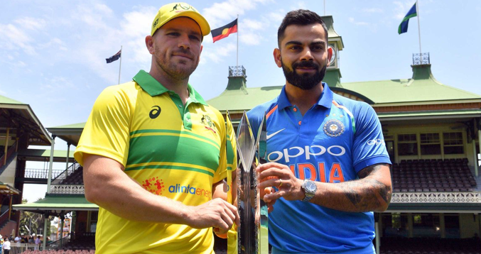 India vs Australia 1st ODI Match Preview and Predicted Playing XI's