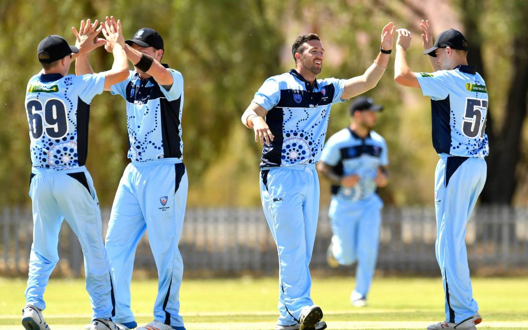 NSW-XI vs ENG-A Dream11 team