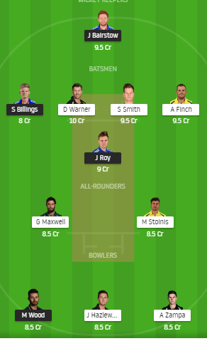 ENG vs AUS Dream11 2nd ODI Match Prediction: England vs Australia, 1st ODI Match