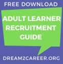 FREE DOWNLOAD Adult Learner Recruitment Guide