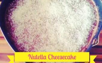 Kalorická bomba – Nutellový Cheesecake