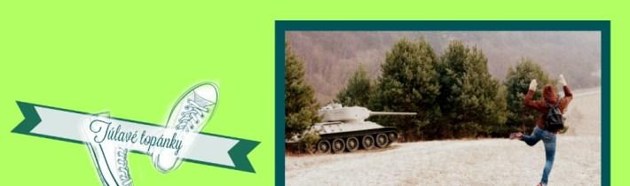 Mínus 20, zabudnuté tanky alebo dovolenka na východe