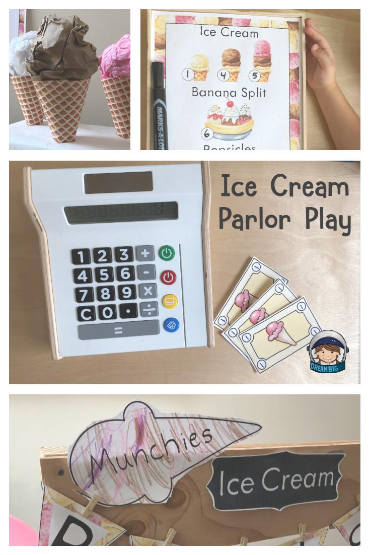 Ice Cream Spiel
