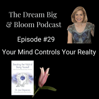 #29 Your Mind Controls Your Reality
