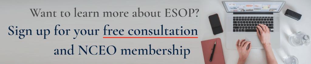 Get a free ESOP consultation