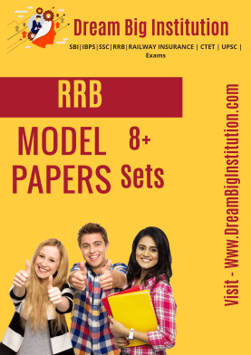 RRB Model papers PDF Download Now Railways Exams