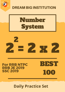 Number system Book