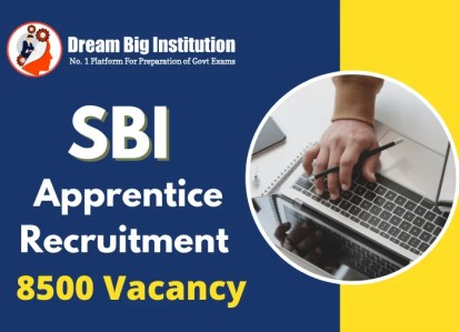 SBI Apprentice Recruitment Notification 2020
