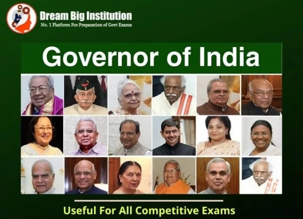 List of Governors in India
