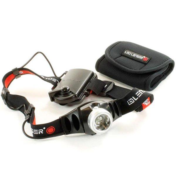 Frontal Led Lenser H7.2 Recarregável-997