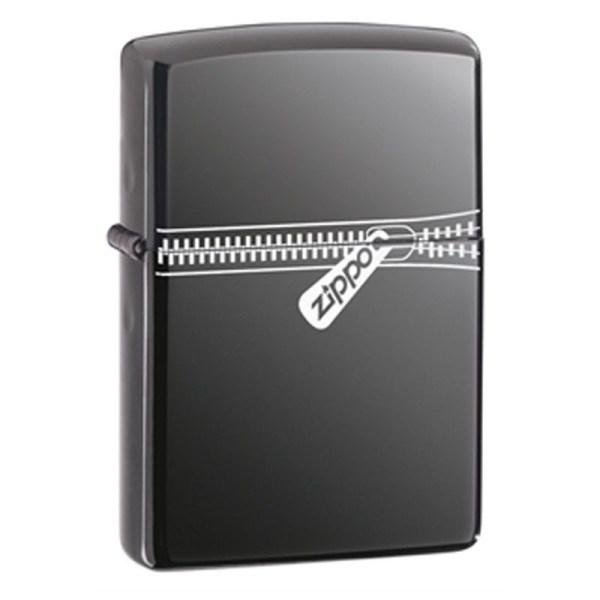 Zippo Black Ice Zipper-0
