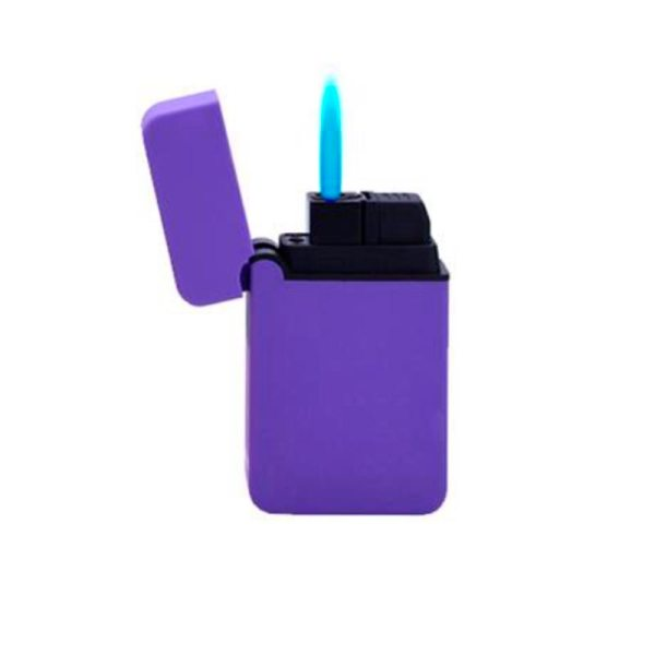Isqueiro Jett Flame chama Azul-4879