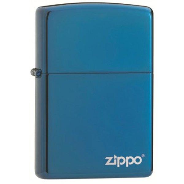 ZIPPO HP BLUE-0