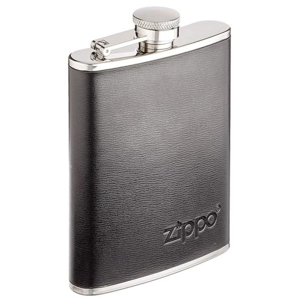 Licoreira Zippo Negra -0