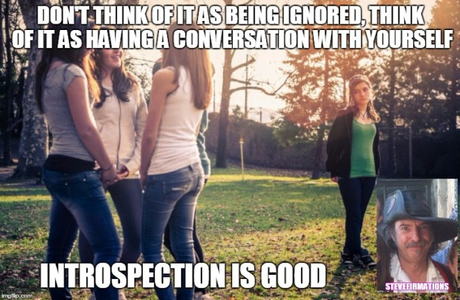 introspection is good