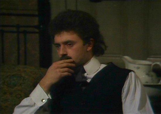 Michael Kitchen as Trotsky 1971