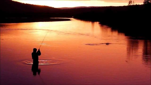 Or what about fly fishing?