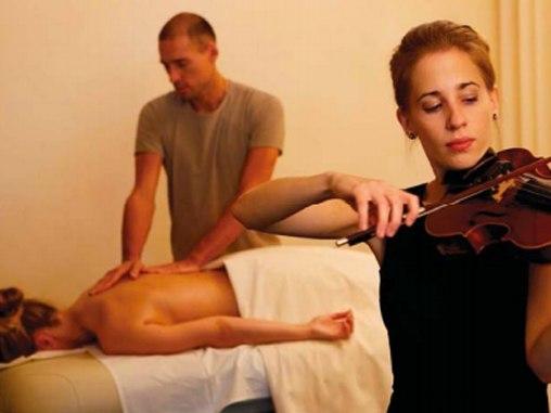 musican massage