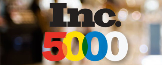 Dreamclinic Named to Inc. 5000 Fastest Growing Companies