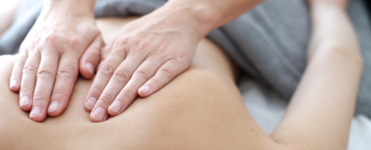 5 Reasons a Sports Massage Could Take Your Game To the Next Level