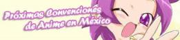 Convenciones de Anime