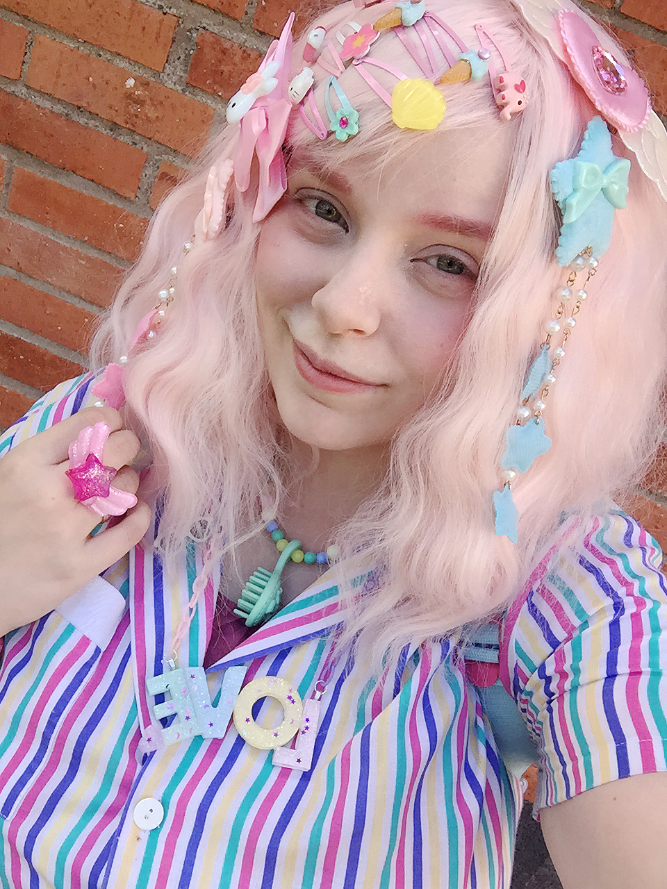 First decora in a while