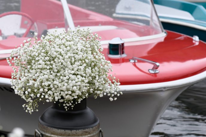 eloping in michigan with get hitched quick, at retro boat micro wedding packages