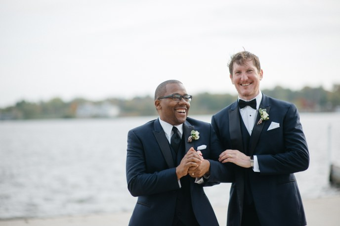 rainbow weddings in Saugatuck,elope in Saugatuck LGBT Weddings Michigan gay wedding saugautck MI