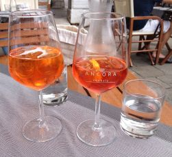 Cin cin - time for a Spritz in Venice!