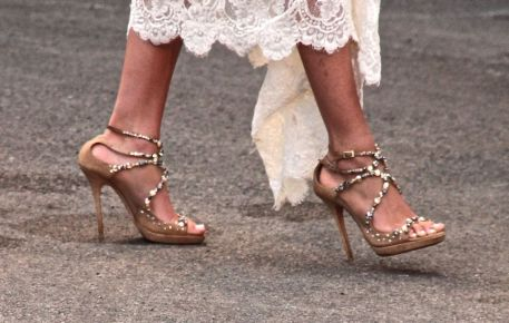 D_D_Italia - Venice Film Festival 2015 - red carpet shoes #3