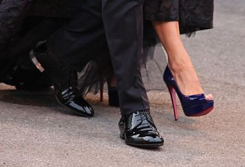 D_D_Italia - Venice Film Festival 2015 - red carpet shoes