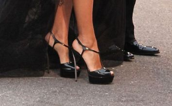 D_D_Italia - Venice Film Festival - red carpet shoes #2