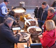 Roasted chestnuts - a winter essential