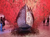 Venice's Biennale art festival brought some stunning installations