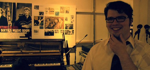 Tom McShane, who played at Soul Ambition Sofa Sessions #1
