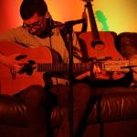 Conor Scullion performing at Sofa Sessions #5