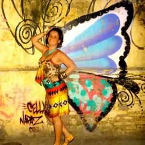 Mariana Pinho of Gandaia Arts