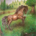 Realistic Artwork Gallery Dream Driven Art