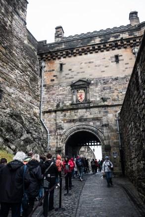 Hradná brána