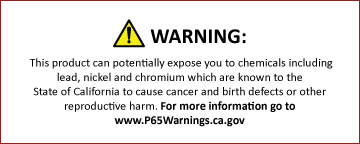 California Proposition 65