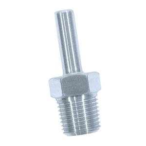 "Performance Stainless Steel 3/16"" Hose Fitting"