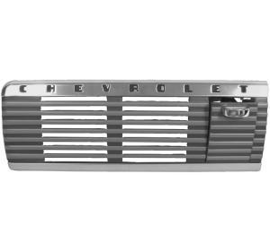 Dash Speaker Grill w/ Ash Tray - 47-53 Chevy Pickup