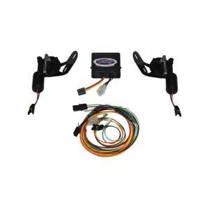 Detroit Speed Electric RS Headlight Door Kit - 68-69 Camaro