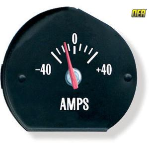 Amp Gauge - 68-72 Chevelle