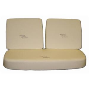 American Cushion Bench Seat Foam - 64-70 Chevelle & El Camino, 64-70 Nova