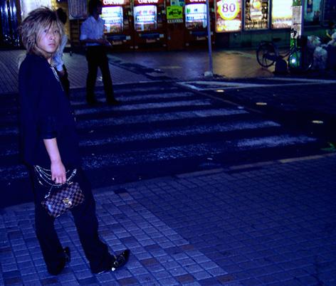 host boy in tokyo