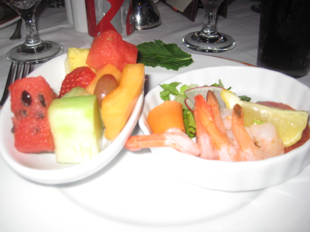 Many Food Choices On The Carnival Breeze Dreameztravel
