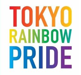 東京レインボープライドロゴ